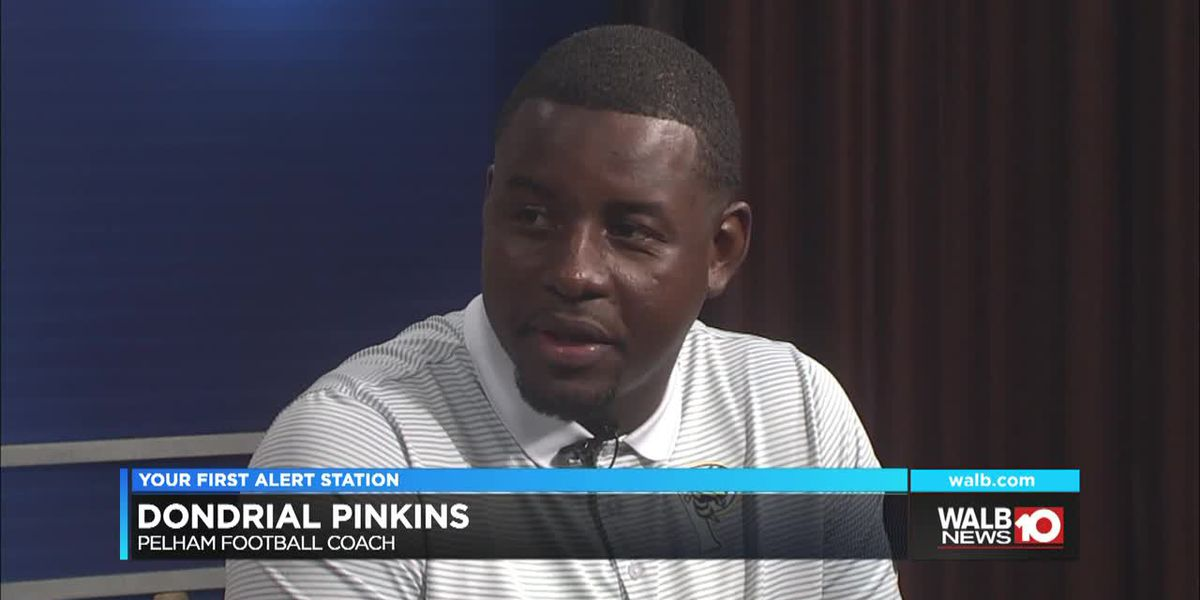 Sports Talk with Theo Dorsey, Sept. 20 - Dondrial Pinkins