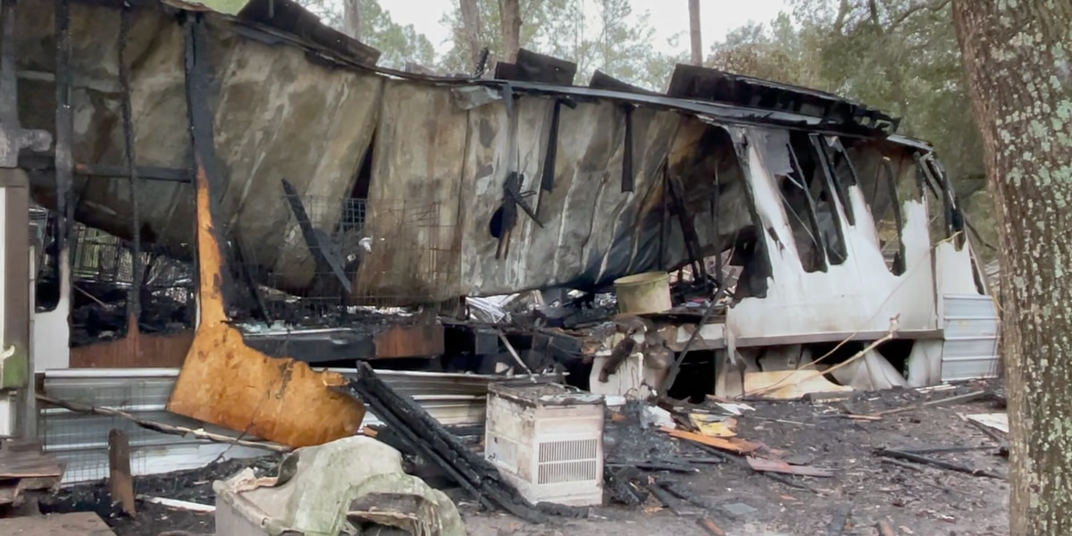 Friends seek help after woman loses home, animals in Lowndes Co. fire