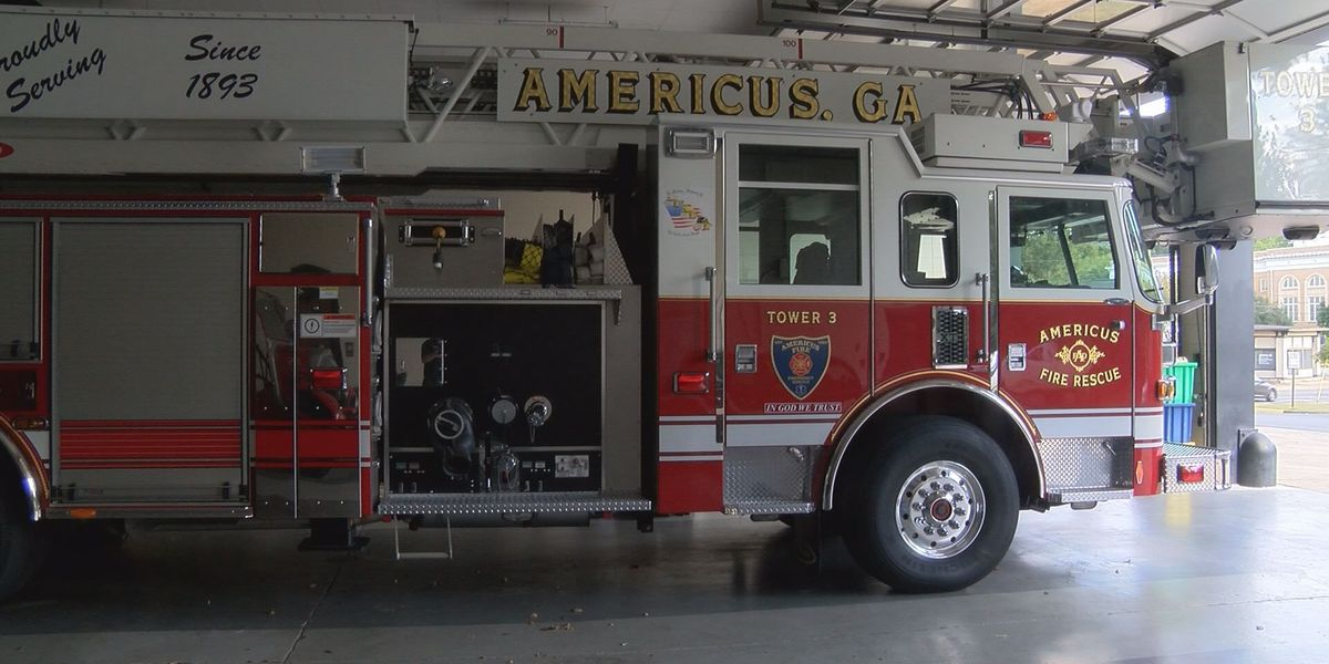 Firefighters aim to give cancer the boot