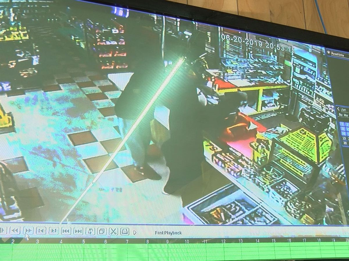 East Albany armed robbery surveillance video released