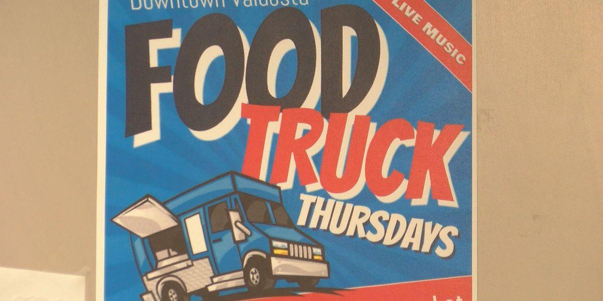 Valdosta plans more food truck fun