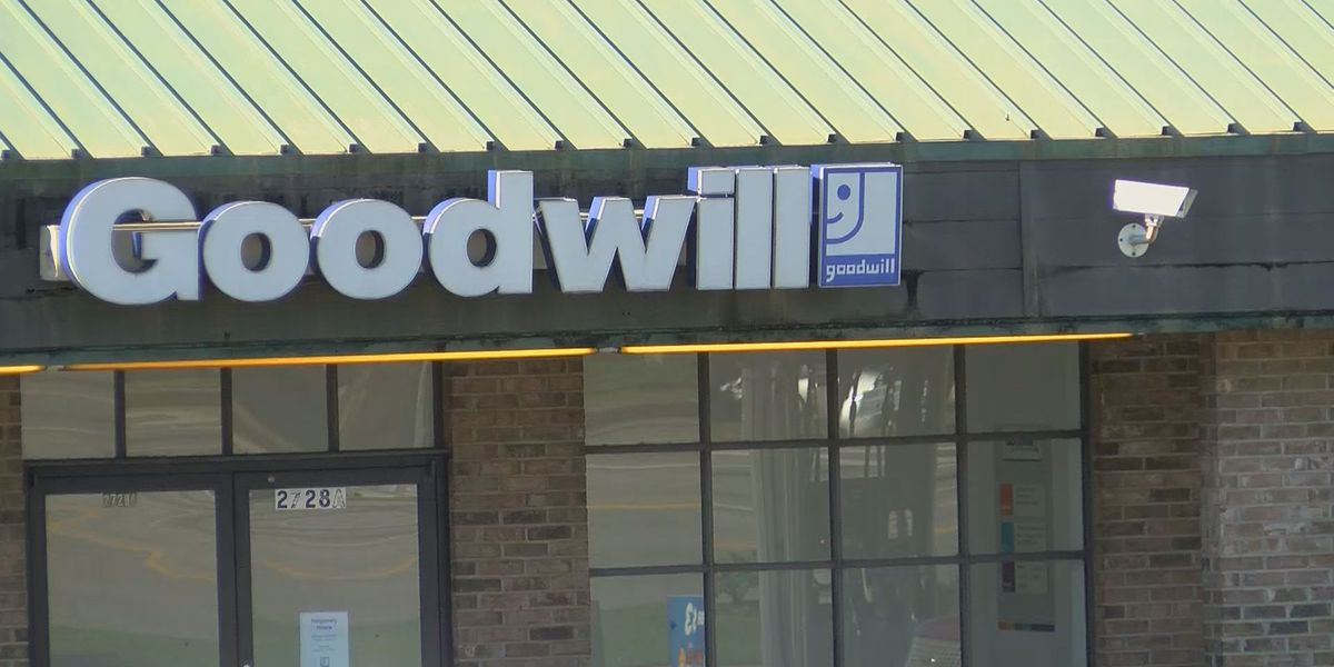 Goodwill offering jobs for those laid off during pandemic