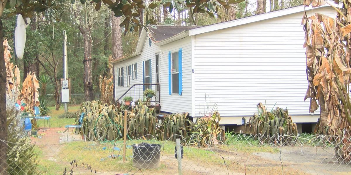 Man burned fighting house fire