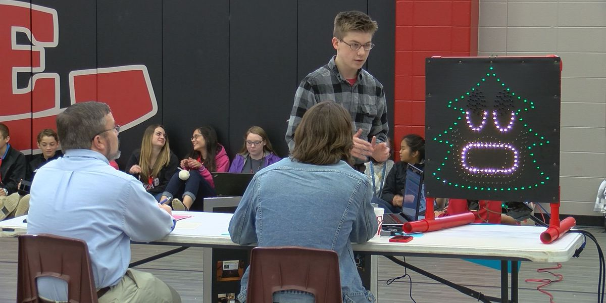 Leesburg students show off talents in first-ever competition