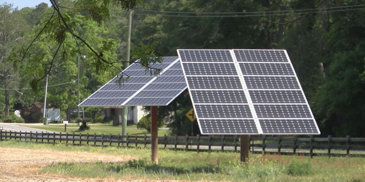 Solar farms could be coming to Dougherty County