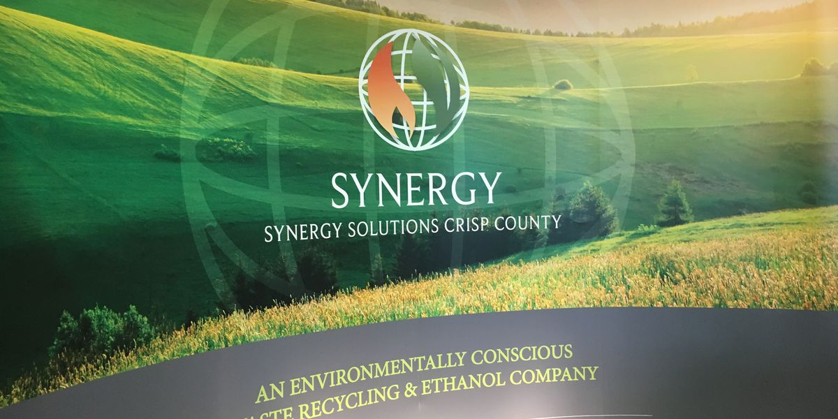 Synergy Solutions Crisp County recognized for sustainability