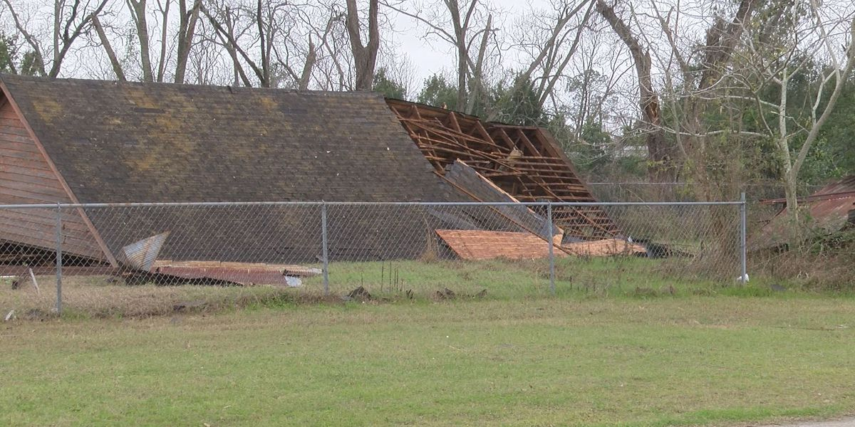 Storm damage reported in Coolidge; Clean up begins