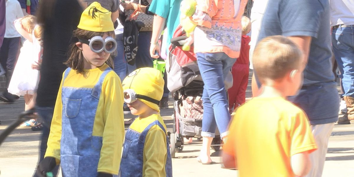 Chehaw hosts 2nd annual Spooktacular