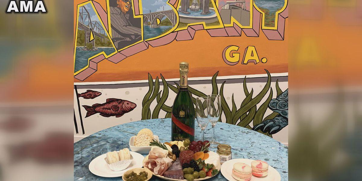 Albany Museum of Art showcases pandemic creativity through 'Art Ball in a Box'