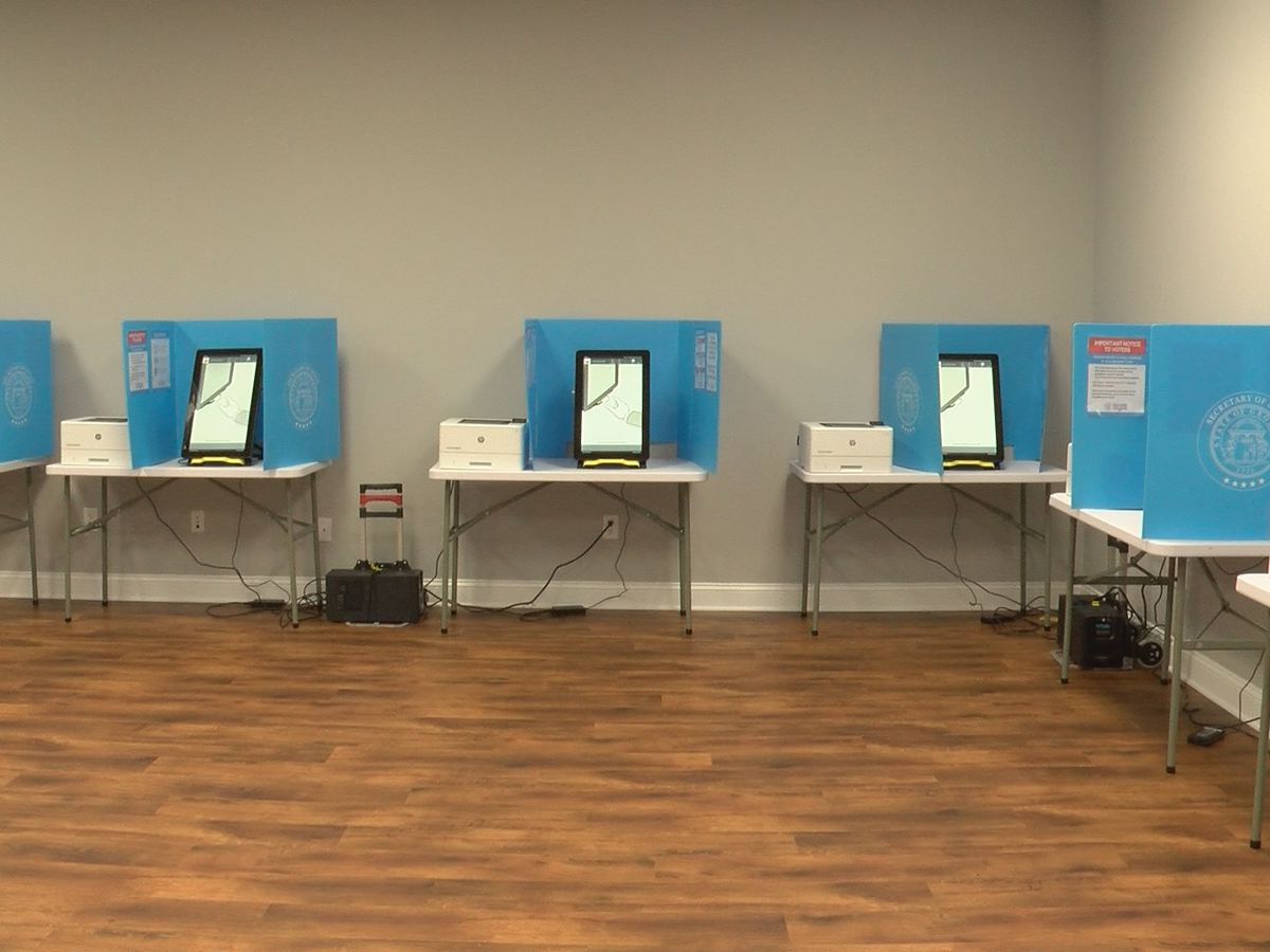 Thomas Co. early voting begins in a new elections office