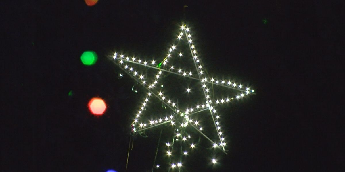 Historic district residents light up neighborhood