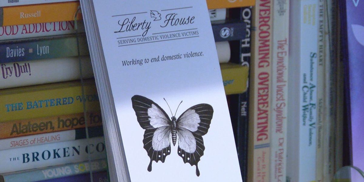 Liberty House plans events for domestic violence awareness month