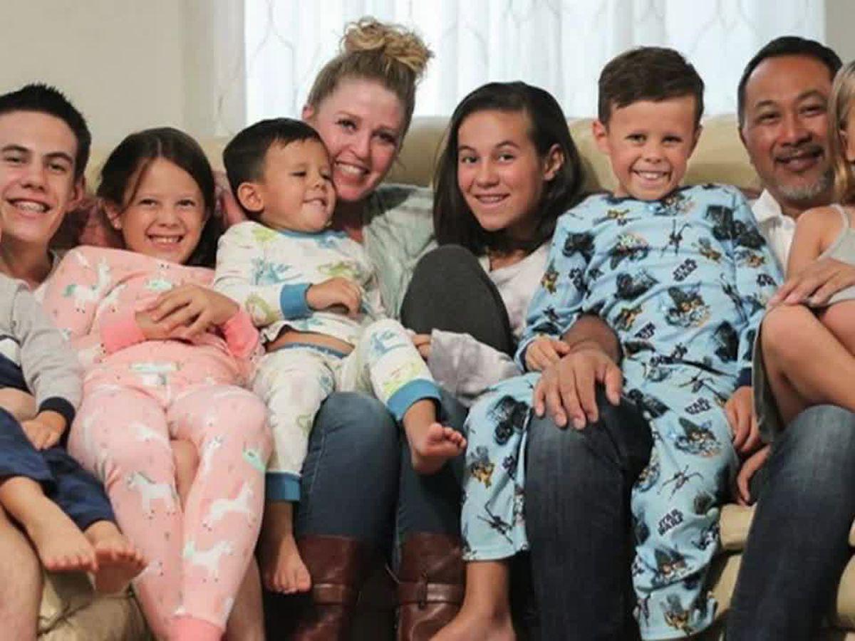 All 7 siblings orphaned in crash adopted