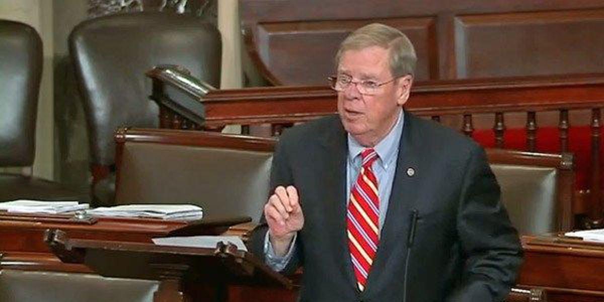 GA Senators demand that water bill be changed