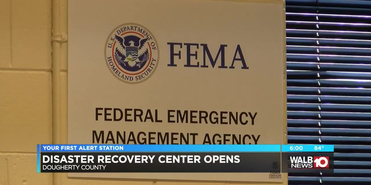 Disaster recovery center opens