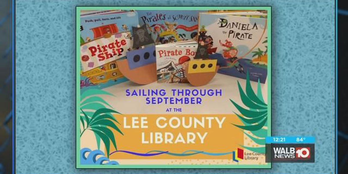 Wednesday - Sail Through September at Lee County Library