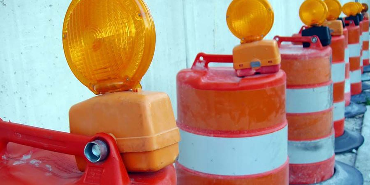 Crews close down area roads to clean up debris