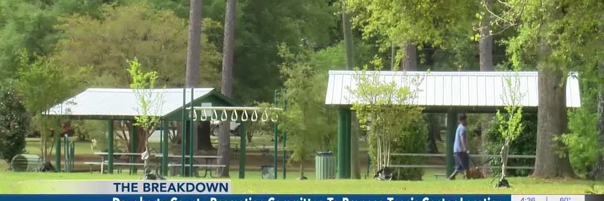 The Breakdown: Dougherty Co. Recreation Committee to propose tennis center location