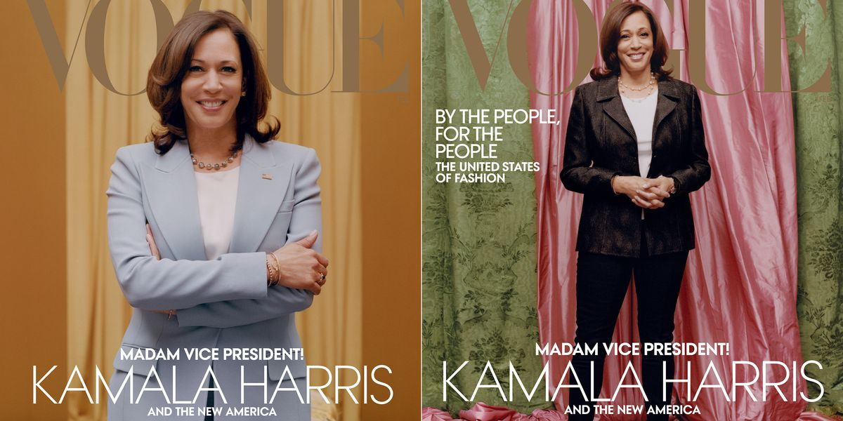 Harris team says it was blindsided by VP-elect's Vogue cover