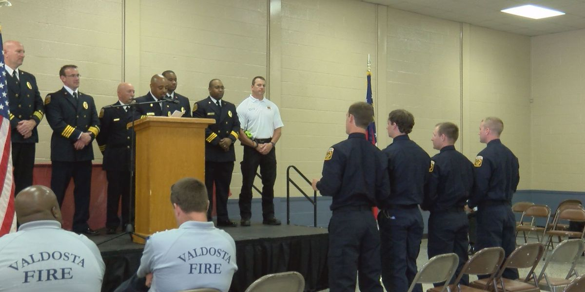 VFD gains 4 new firefighters