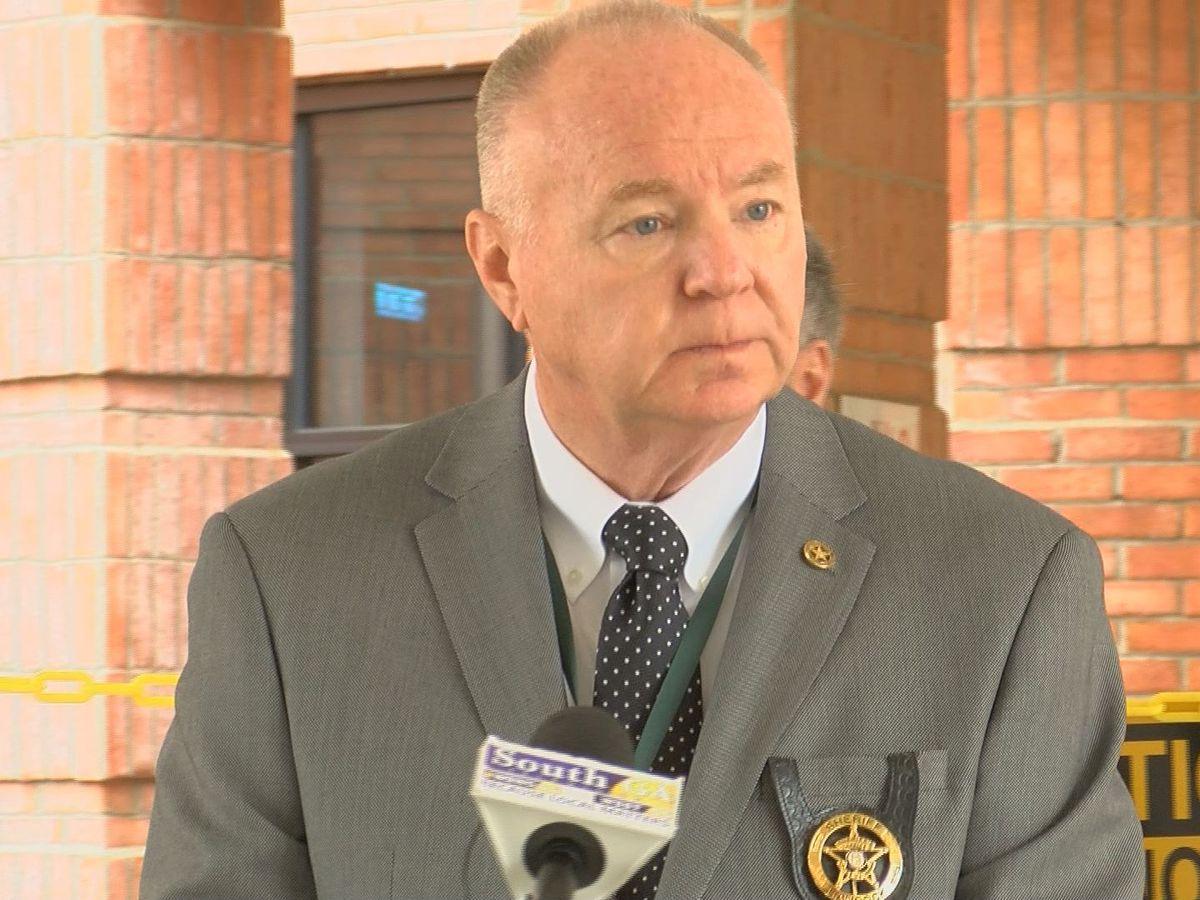 Crisp Co. sheriff's wife loses health battle