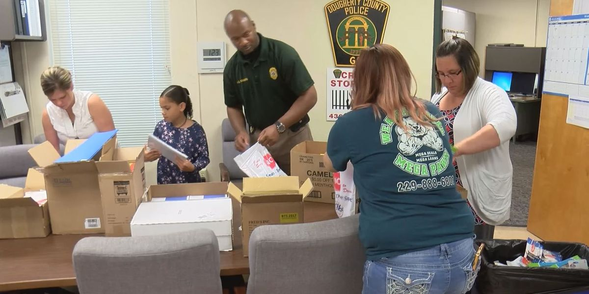 Dougherty Co. officials prepare for National Night Out