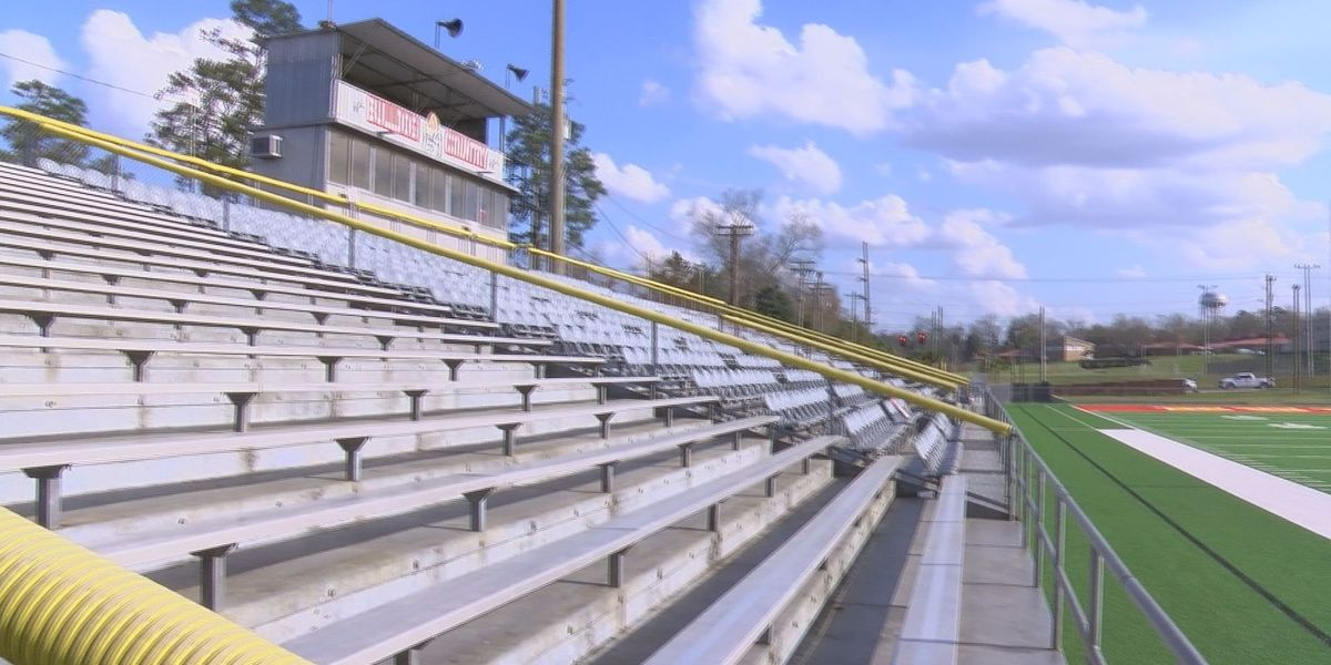 Thomasville city school leaders discuss press box renovations