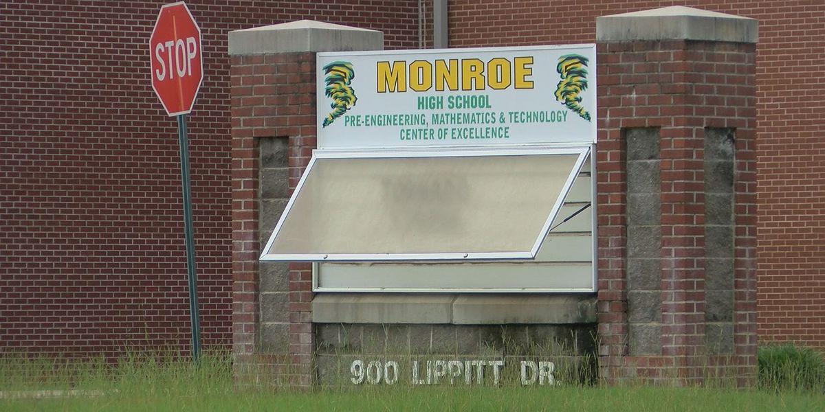 Next 2 Monroe High football games canceled