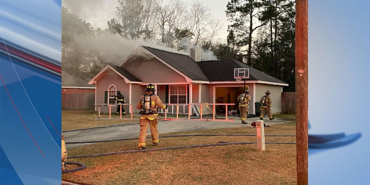 5 displaced in second Christmas Day fire in Valdosta