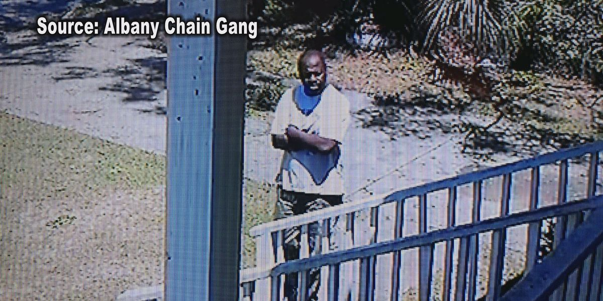 Man tries to steal saw from Albany Chain Gang