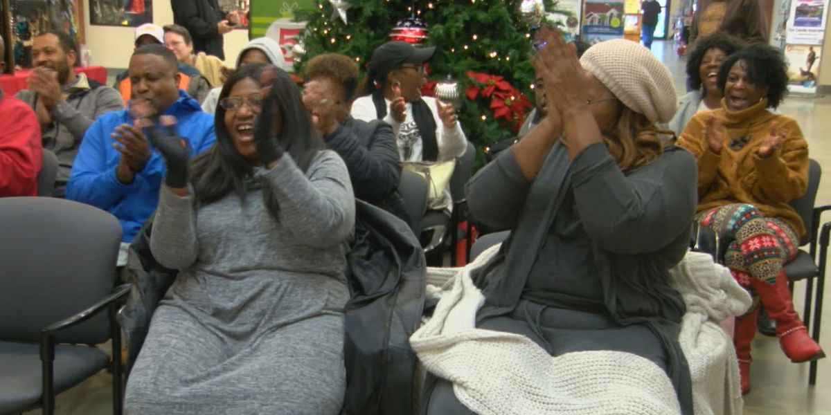 Military families receive surprise at Exchange on Ft. Benning