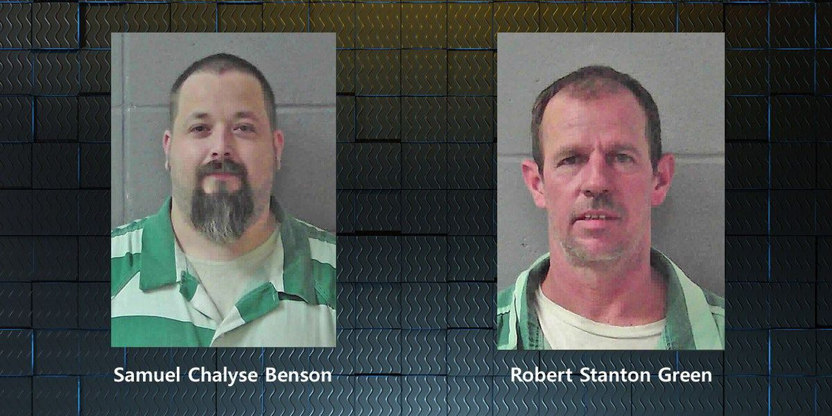 Two Irwin men guilty of multiple sex charges