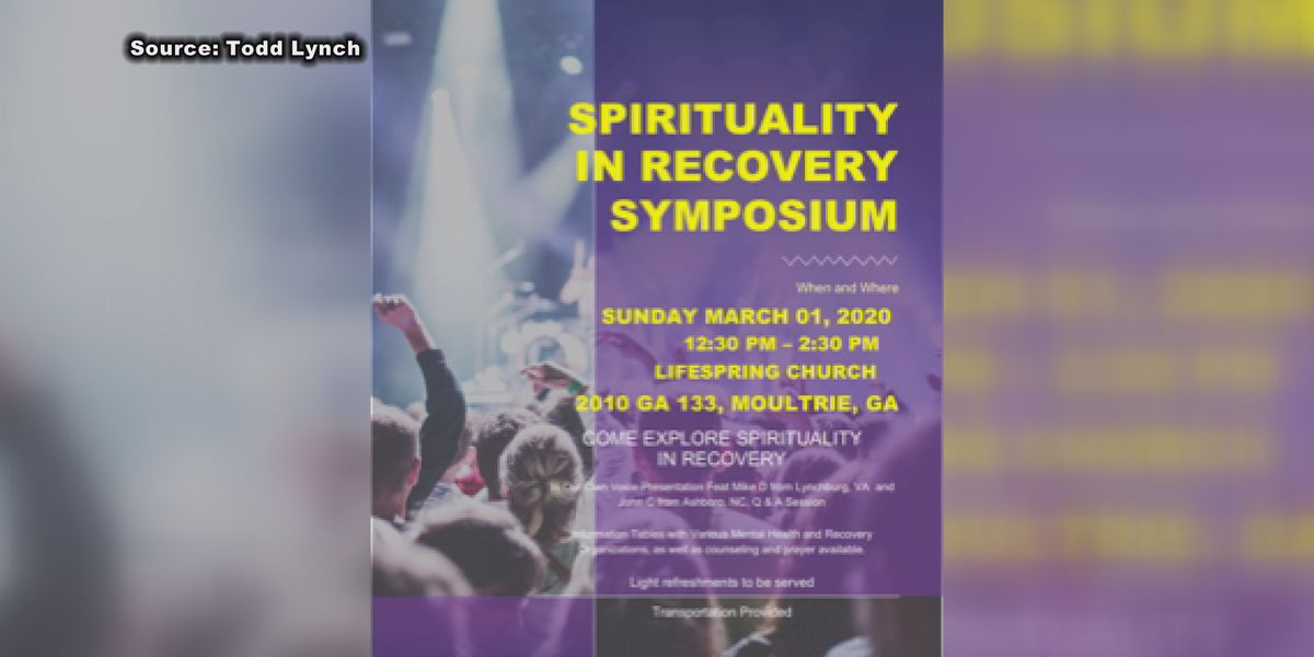 Moultrie's National Alliance on Mental Illness to host symposium this weekend