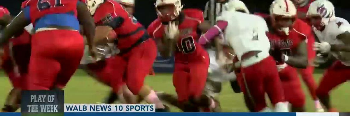 Play of the Week: Brooks County Trojans