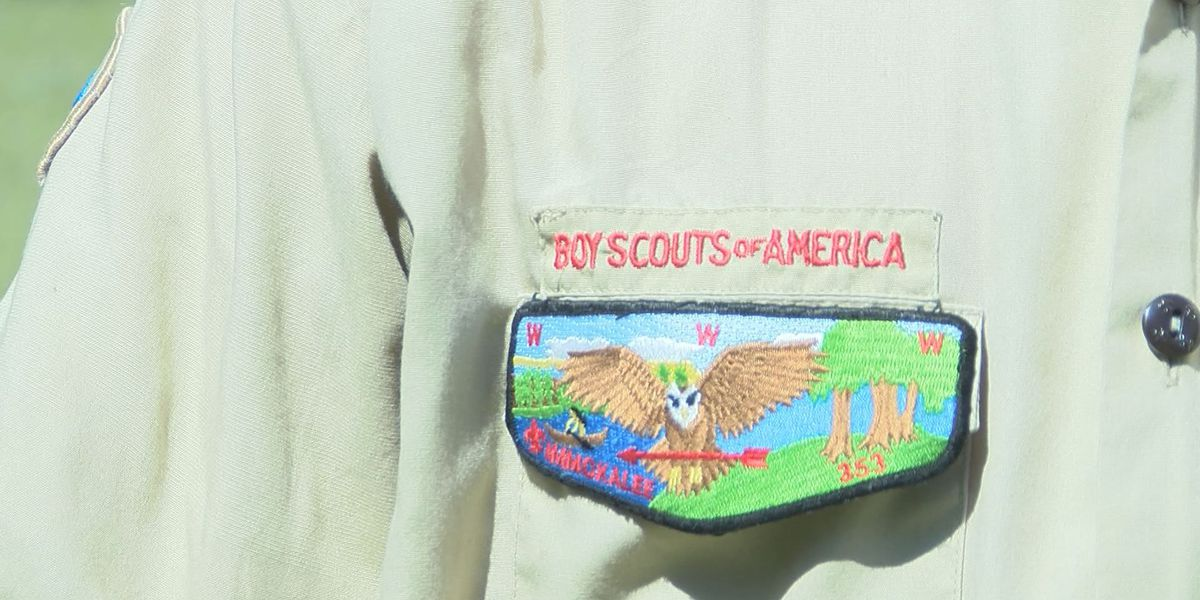 Boy scouts attend annual Merit Badge University