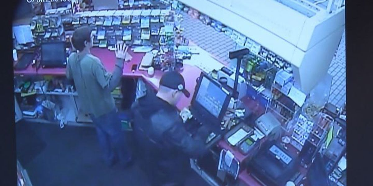 Cordele police search for confident thief