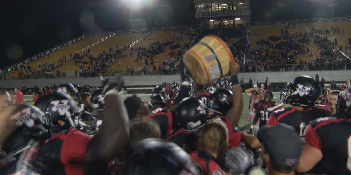 Shovel pass key in VSU upset of West Georgia