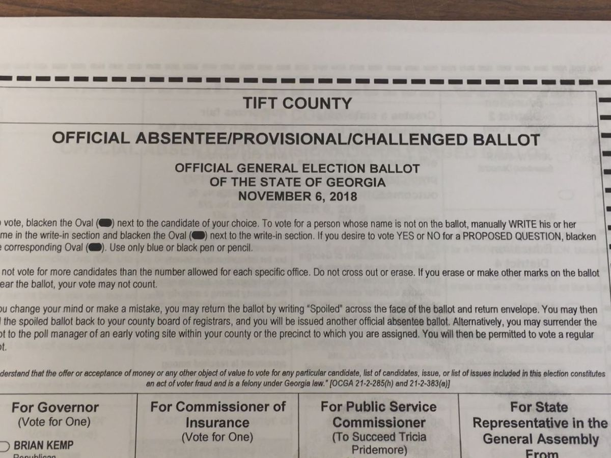 Early voting rises in Tift County