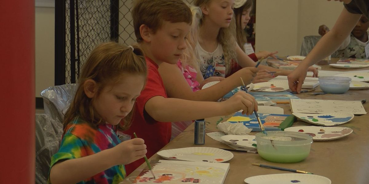 Camp keeps students learning throughout Spring Break