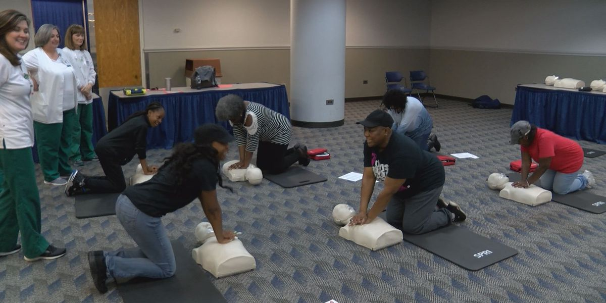 Prevention and preparedness workshop helps to save lives