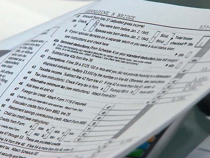 Shocked by your 2019 tax return? Here's why refunds are lower this year
