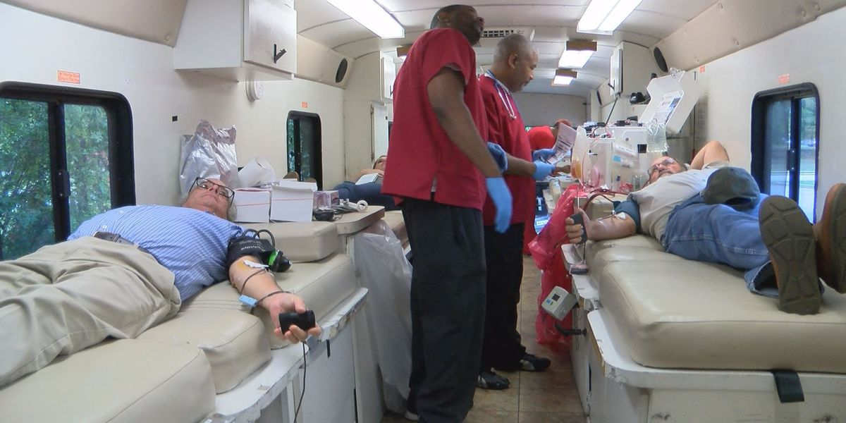 Albany Board of Realtors hosts blood drive