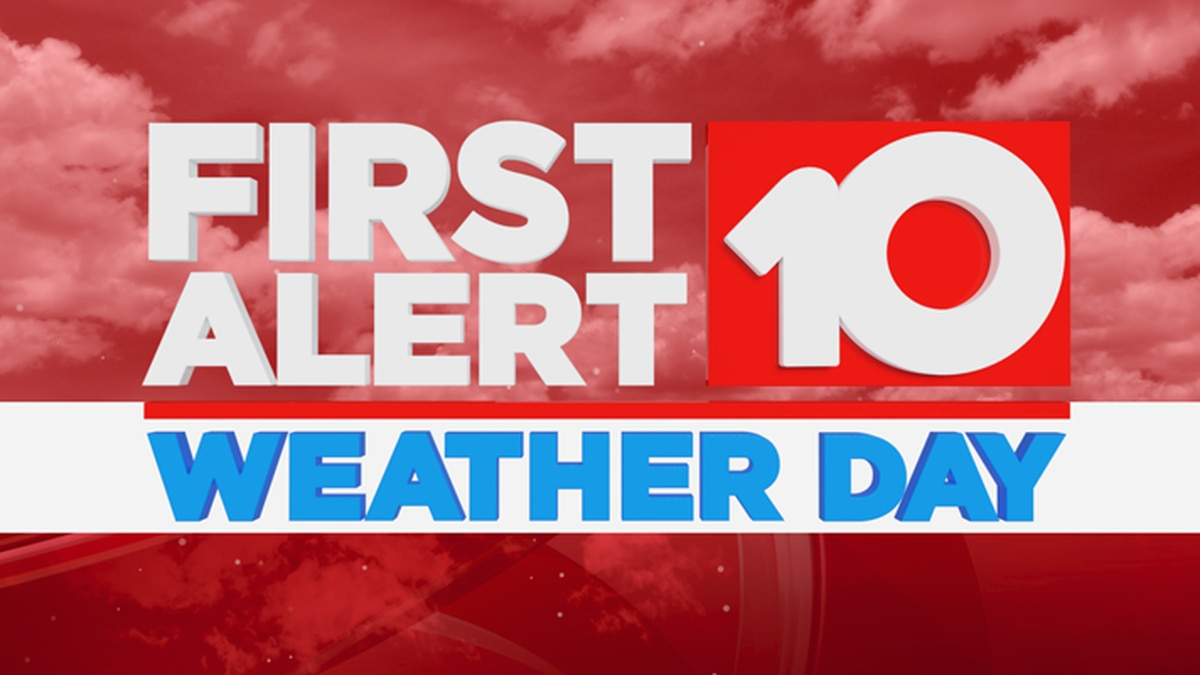 Saturday's First Alert Weather Day lifted