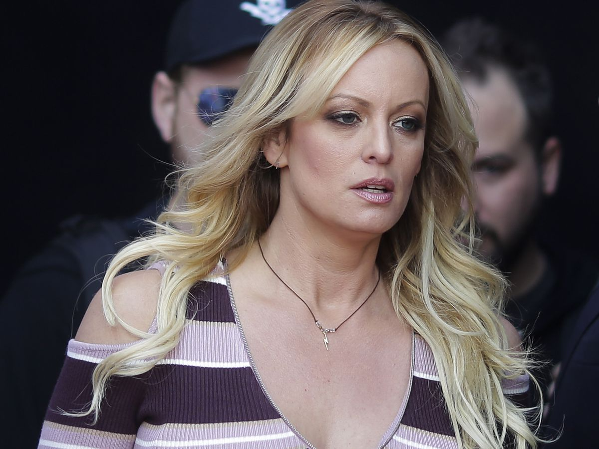 California judge orders porn star to pay Trump legal fees