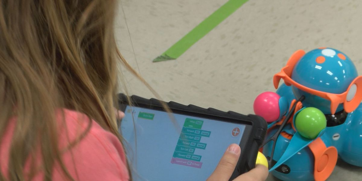 Thomas Co. students celebrate Computer Science Week