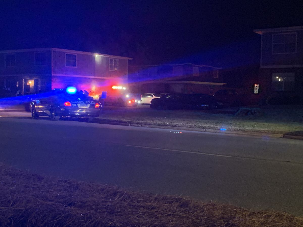Teen injured in Albany shooting, suspect at large