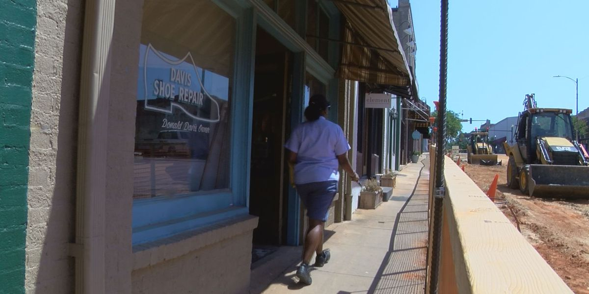 Thomasville business owner encouraged by West Jackson Streetscape
