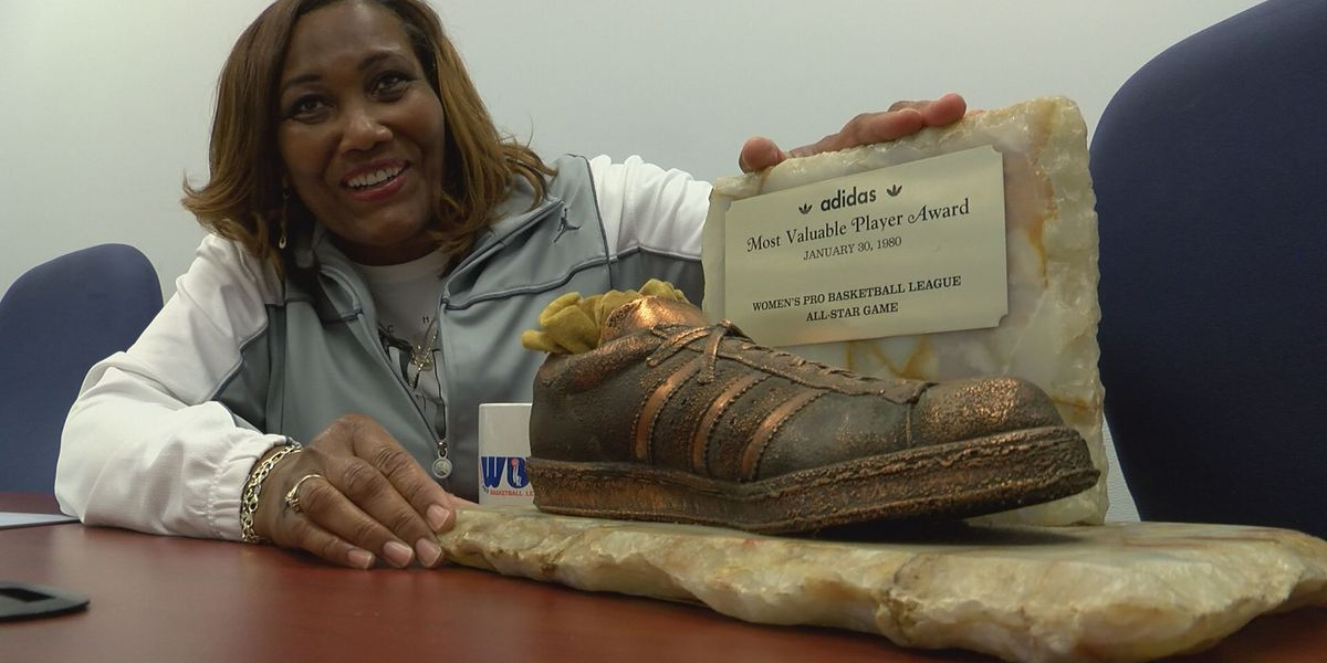 Charlene Jackson preparing for Hall-of-Fame trip