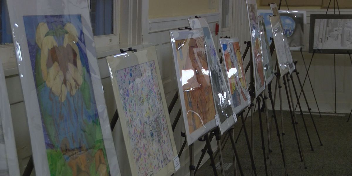 Dougherty County students awarded for 'color of unity' artwork