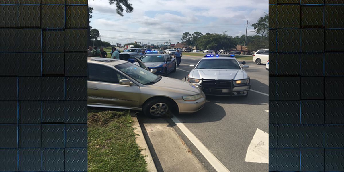 GSP: Moultrie high-speed chase ends in Thomas Co.